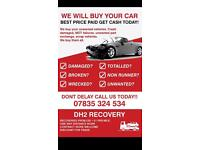 Wanted your unwanted vehicles northeast