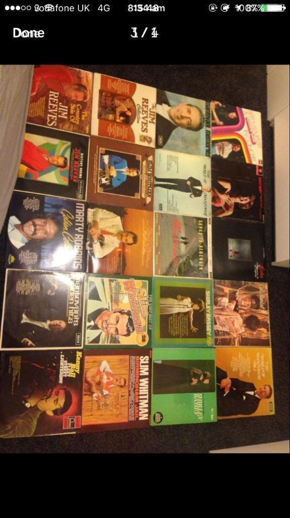HUGE RECORDS JOBLOT
