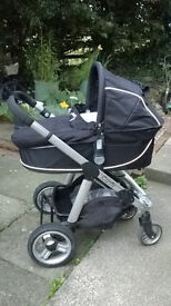 iCandy Apple Pushchair / Pram with Carycot