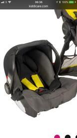 Graco Snugfix Car seat NEW