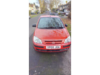 Car for sale with full service history next MOT due 13 DEC 2018