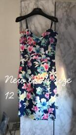 Selection of dresses and jumpsuit