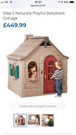 Little Tykes Storybook House
