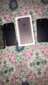 2 iphone 7 32gb