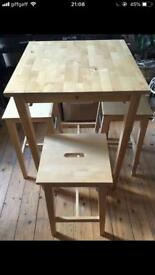 Ikea table set