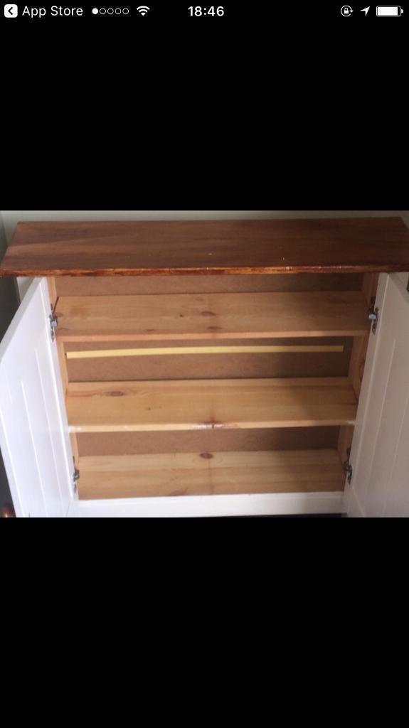 Sideboard/ storage /shabby chic