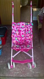 pink buggy for sale