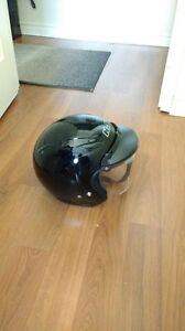 HJC motorcycle helmet with visor