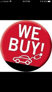 ♻️WE PAY MORE!♻️ WE BUY ALL MAKES & MODELS! SCRAP CARS!♻️