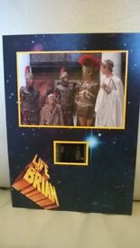 Monty Python's Life Of Brian Collectible Senitype Film Cell