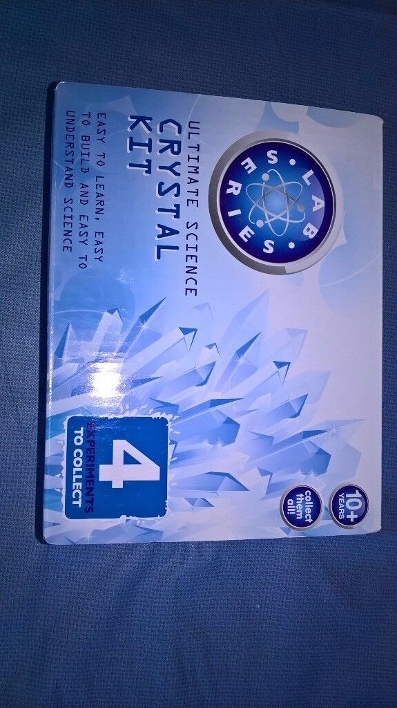 Ultimate science Crystal kit