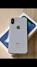 IPhone X 256gb O2 network!! Perfect condition!
