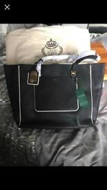 Genuine Ralph Lauren Tota Bag