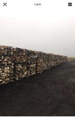 Logs seasoned firewood logs ready to burn 🔥🔥