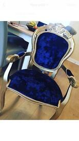 French Louis chair £130