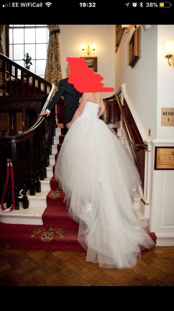 Mori Lee wedding dress £100
