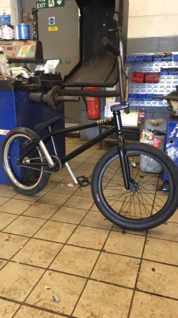 BMX bike Custom, quality