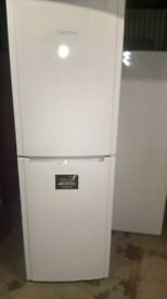 Excellent Condition White Hotpoint Tall Fridge Freezer