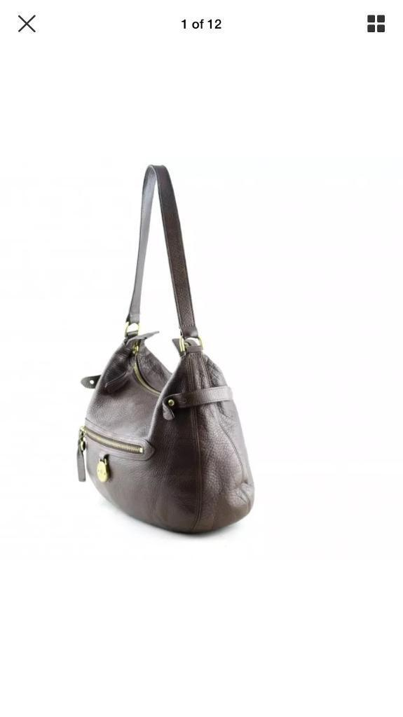aeb070d8ce Authentic Mulberry Somerset hobo bag handbag
