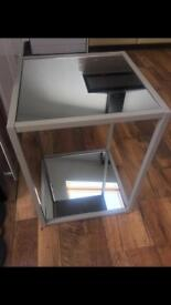 Next mirror side table