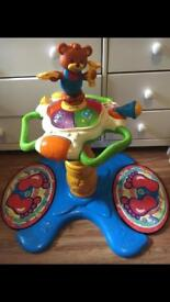 Sit to stand activity tower