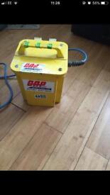 Yellow transformer 3.0 KVA