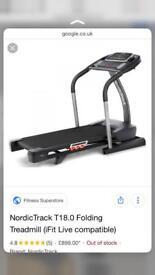 Nordic T-18 Treadmill