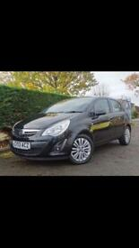 Vauxhall Corsa 2013. One Owner