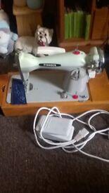 electric pinnock sewing machine
