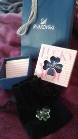 Brand New Swarovski Lucky Jewel with all original packaging