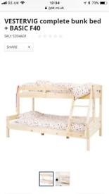 Kids bunk bed ( sold)