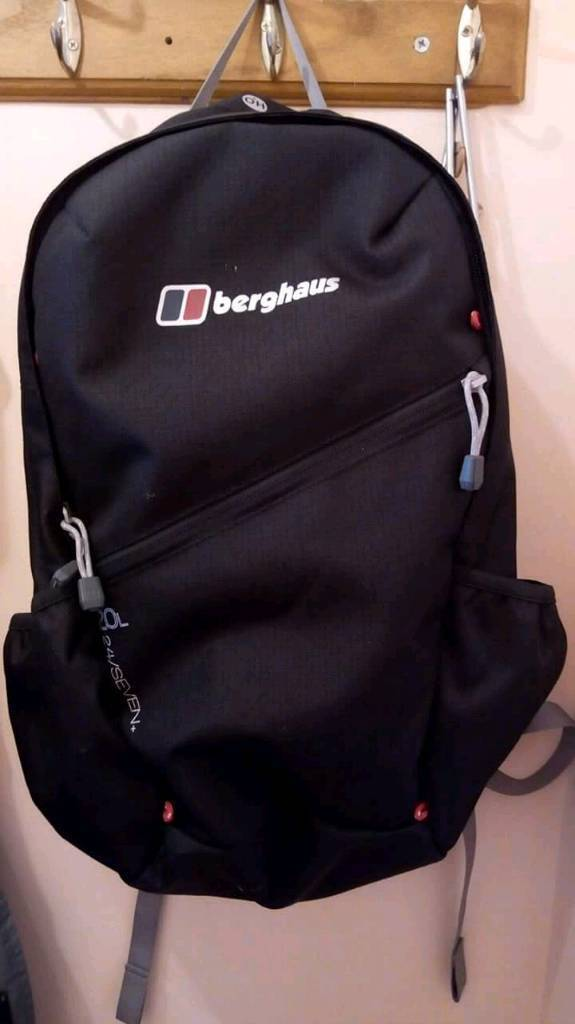 Berghuas rucksack