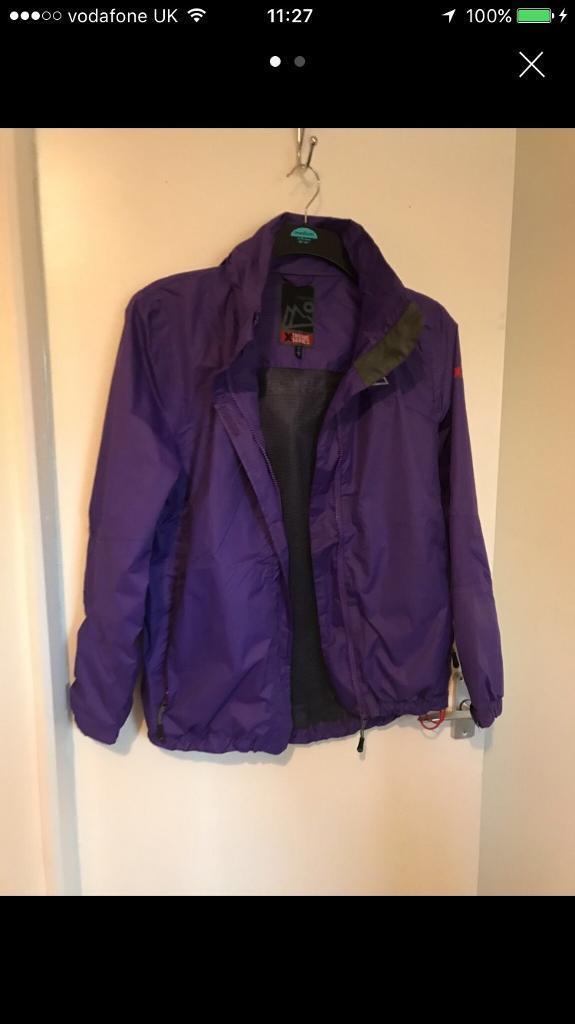 Waterproof 'Target dry' jacket
