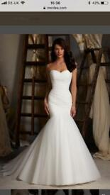 Mori lee gardener wedding dress