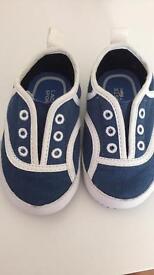 Lacoste Pram Shoes.