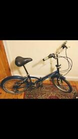 Folder bike available