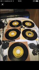 Elvis Presley 5 sun original 1954 1955 N/M rare