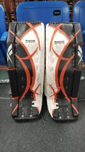 "Reebok Revoke PZ 35""+1 Hockey Goalie Pad"