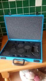 Lemsford Aluminium Brief or Equipment Case