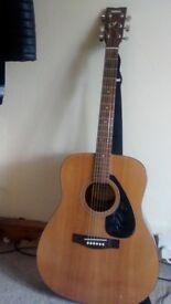 Yamaha Acoustic Guitar For Sale £60