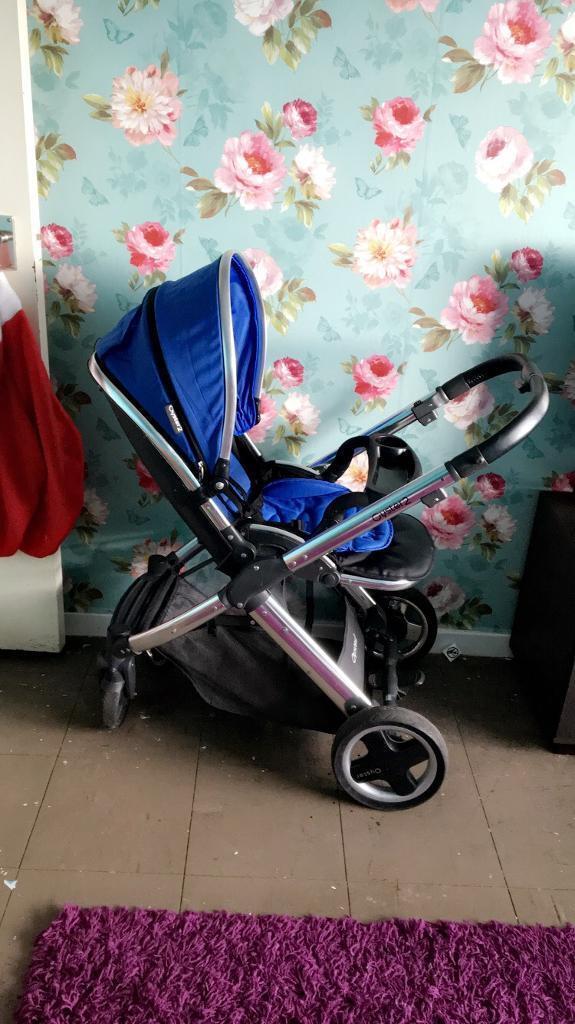 Oyster 2 Stroller For Sale
