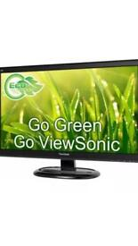 "Viewsonic 22"" FULL HD LED VA2265SM-3 VIEWSONIC - VGA DVI SPK VESA"