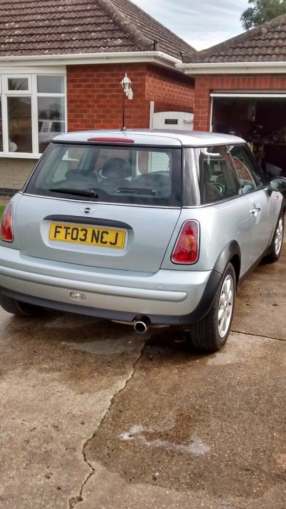 MINI ONE..(pepper ) 3 DOOR HATCHBACK PETROL CAR