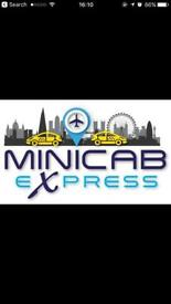 2 x Minicab controllers required for night shifts