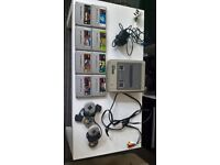 Snes and game bundle