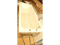 Wibtrac Cambridge Disabled walk in bath Left Door New ex-display