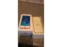 iphone 5SE rose gold 16GB VODAFONE
