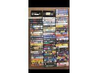 Various VHS titles - Job lot