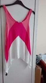 Tops and shirts Size 8