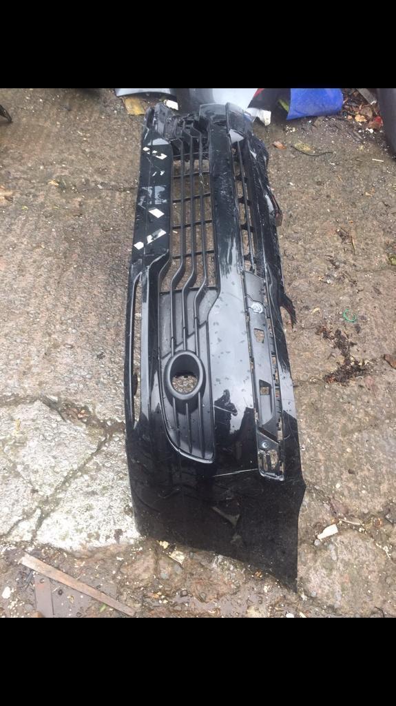 2010 Citroen c4 loeb front bumper genuine part can post £60